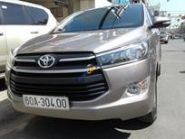Bán Toyota Innova 2.0E năm 2016, màu xám còn mới, giá chỉ 798 triệu