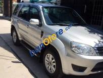 Bán xe cũ xe Ford Escape 2.3 XLS đời 2010, màu bạc còn mới, 496 triệu