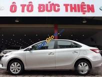 Chính chủ bán Toyota Vios G 1.5AT đời 2014, màu bạc, giá chỉ 570 triệu