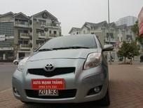 Cần bán gấp Toyota Yaris 1.5 2011, màu xám, xe nhập
