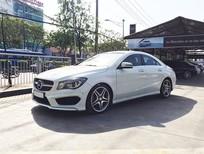 Mercedes Benz CLA250 2015, màu trắng, xe đẹp, đi ít