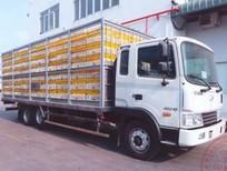 Xe Hyundai HD210 mới – thùng chở gia cầm – tải trọng cao – giao hàng toàn quốc