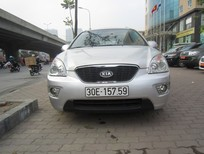 Cần bán lại xe Kia Carens 2012, màu bạc
