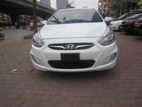 Cần bán lại xe Hyundai Accent 2012, màu trắng, nhập khẩu nguyên chiếc, giá chỉ 435 triệu