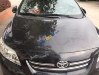 Chính chủ bán xe Toyota Corolla altis 1.8MT năm 2009, màu đen