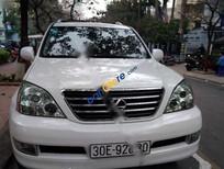 Cần bán Lexus GX 470 đời 2009, màu trắng, xe nhập