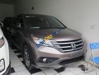 Bán Honda CR V năm 2013, màu xám, 935 triệu