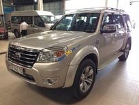 Cần bán lại xe Ford Everest năm 2010, màu vàng