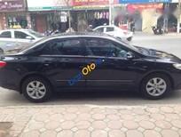 Cần bán Toyota Corolla Altis 1.8 đời 2008, màu đen số tự động, giá tốt