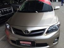Cần bán gấp Toyota Corolla altis 2.0v 2014, màu vàng