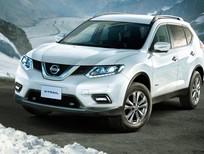 Cần bán xe Nissan X trail SL đời 2016, màu trắng