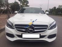 Cần bán gấp Mercedes C200 năm 2015, màu trắng