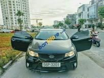 Cần bán xe Kia Cerato AT đời 2009, màu đen
