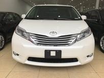 Bán Toyota Sienna Limited 2017, màu trắng, nhập khẩu nguyên chiếc Mỹ