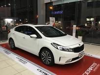 Bán ô tô Kia Cerato 1.6 AT đời 2017, màu trắng giá cạnh tranh