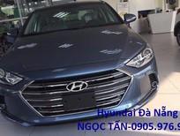 Bán xe Hyundai Elantra sản xuất 2016, màu xanh lam, nhập khẩu nguyên chiếc