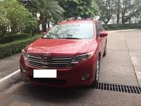 Bán ô tô Toyota Venza đời 2010, màu đỏ, nhập khẩu, chính chủ