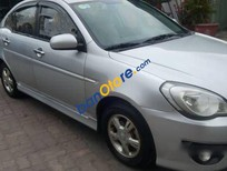 Cần bán xe Hyundai Verna MT sản xuất năm 2010, màu bạc