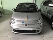 Cần bán gấp Fiat 500 AT năm 2009, màu xám