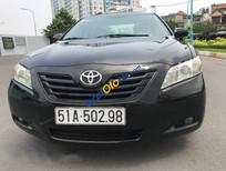 Cần bán Toyota Camry 2.4 LE đời 2008, màu đen, nhập khẩu nguyên chiếc giá cạnh tranh