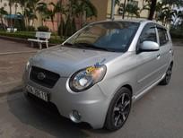 Cần bán gấp Kia Morning SLX năm sản xuất 2009, màu bạc, nhập khẩu nguyên chiếc số tự động, 285 triệu