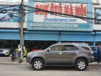 Cần bán Toyota Fortuner 4*4 2011, màu xám giá 649trđ
