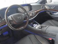 Bán xe Mercedes đời 2014, màu đen, chính chủ