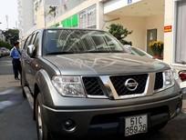 Bán ô tô Nissan Navara LE 2013, màu xám, nhập khẩu chính hãng, số sàn