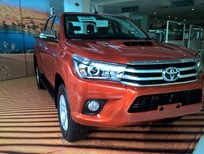 Cần bán xe Toyota Hilux G đời 2016, 670 triệu