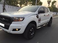 Cần bán  Ford Ranger XL 2016, màu trắng, nhập khẩu xe cực đẹp, giá tốt nhất thị trường
