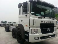 HD320 4 chân tải trọng 18tấn nhập khẩu nguyên chiếc chính hãng