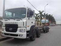 HD360 5 chân tải trọng 20,9tấn nhập khẩu nguyên chiếc chính hãng