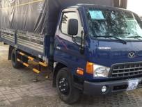Bán xe tải 5 tấn - dưới 10 tấn sản xuất 2017, màu xanh lam