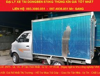 Bán xe Dongben 790kg giá rẻ bèo