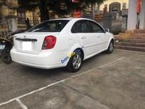 Cần bán gấp Daewoo Lacetti năm sản xuất 2008, màu trắng