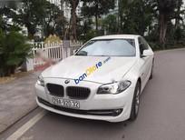Cần bán xe BMW 5 Series 528i năm 2010, màu trắng, xe nhập