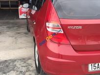 Bán ô tô Hyundai i30 1.6 năm 2008, màu đỏ, xe nhập, giá tốt