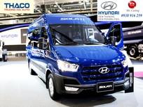 Xe 16 chỗ Hyundai H350, so sánh Mini Bus Hyundai H350 và Ford Transit