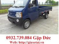 Đại lý xe tải Dongben thùng kín, thùng bạc, thùng lửng giá rẻ uy tính miền nam