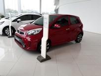 Cần bán xe Kia Morning MT 2017, màu đỏ
