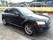 Bán Audi Q5 sản xuất năm 2014, màu đen, nhập khẩu