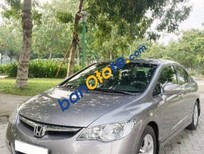 Cần bán gấp Honda Civic 2.0 AT năm 2006, màu bạc đẹp như mới, giá 385tr