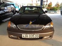 Bán ô tô Daewoo Magnus năm sản xuất 2004, màu đen xe gia đình, 228 triệu