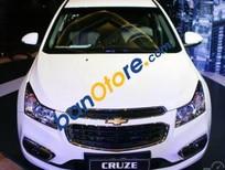 Bán ô tô Chevrolet Cruze LT sản xuất năm 2017, màu trắng, 589tr