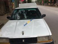 Cần bán Toyota Mark II 1.8 sản xuất năm 1988, màu trắng, nhập khẩu nguyên chiếc, giá tốt