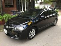 Cần bán Honda Civic 1.8MT năm 2006, màu đen chính chủ, giá 370tr