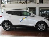 Cần bán xe Hyundai Santa Fe năm sản xuất 2016, màu trắng