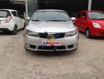 Bán Kia Cerato 1.6AT sản xuất 2011, màu bạc, nhập khẩu giá cạnh tranh