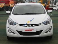 Bán ô tô Hyundai Elantra GLS 1.6AT năm sản xuất 2015, màu trắng, nhập khẩu Hàn Quốc số tự động