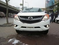 Bán Mazda BT 50 2.2AT 2015, màu trắng, 585tr